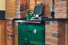 oak-kitchen-Fielded-Panel-Oak-modern-living