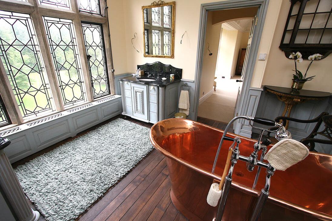 modern living bespoke Luxury bathrooms