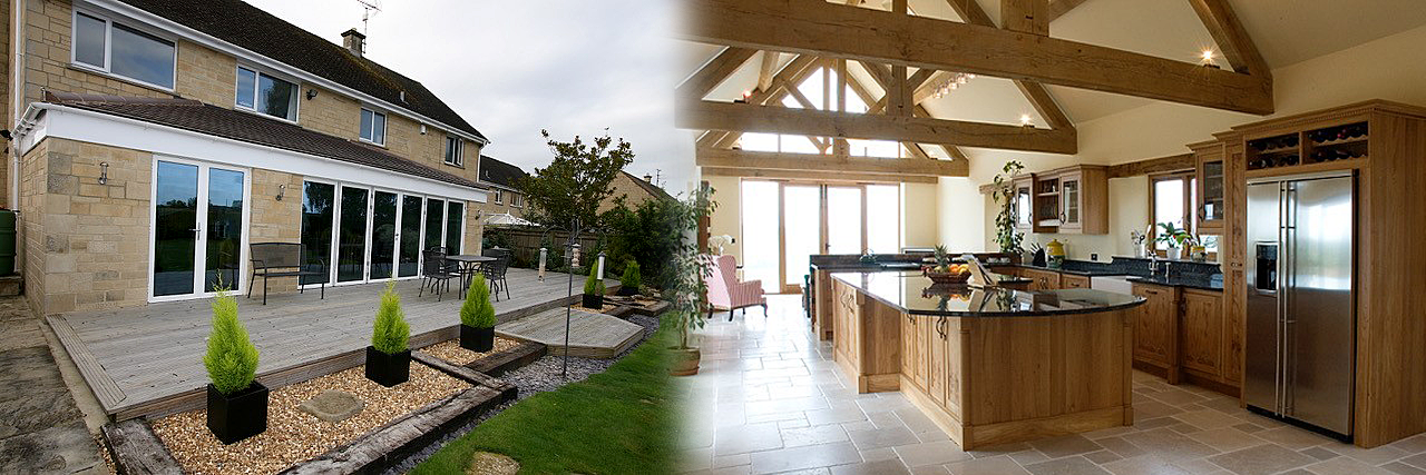 Modern Living Build and Scope Slider image